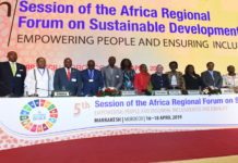 "The 5th Session of the Africa Regional Forum on Sustainable Development (ARFSD), with the theme of ""Empowering People and Ensuring Inclusiveness and Equality,"" provided a space for discussions on identifying the specific challenges Africa faces in achieving SDGs 4, 8, 13, 16 and 17 and the levers of change required to accelerate their implementation. ARFSD"