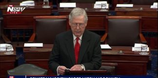 U.S. Senate Majority Leader Mitch McConnell