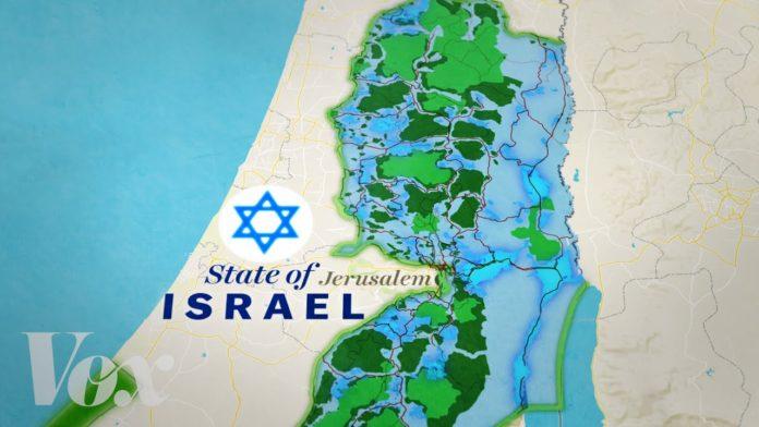 Israeli-occupied Palestinian