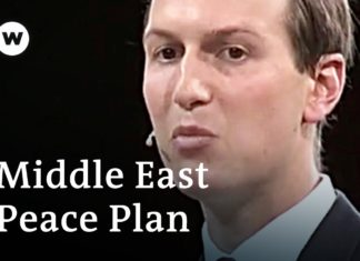 Middle East Peace plan
