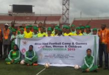 IBSA Blind Football Women's World Championships