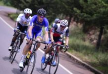 Winner of stage one, Federov is also a rider to watch