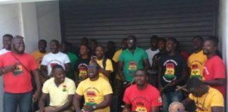 Ghana Boxing Supporters Union (GBSU)