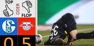 Leipzig whitewash Schalke 5-0