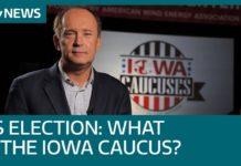 2020 Iowa Democratic caucuses
