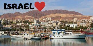 Israeli resort city of Eilat