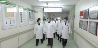 Xi's inspection to anti-epidemic