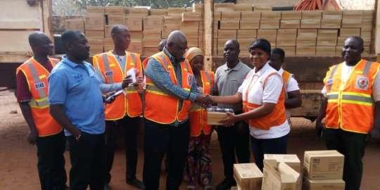 World Vision donates water purifiers to NADMO - News Ghana